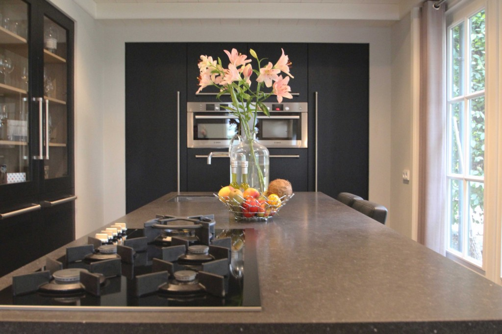 Kastenwand keuken houten home design idee n en meubilair inspiraties - Keuken eiland goedkoop ...