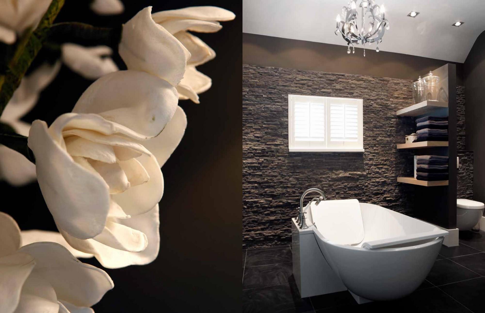 Badkamer ventilator in plafond - Rustieke wc ...