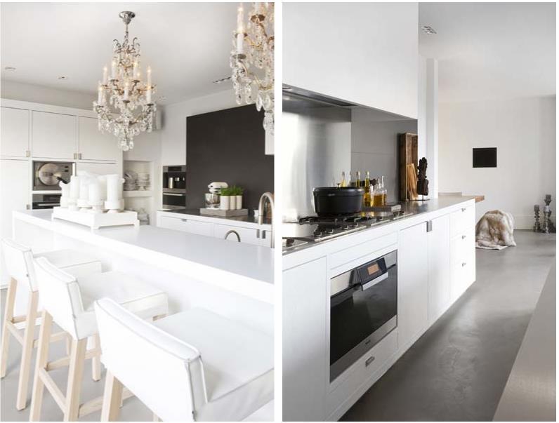 Handgemaakte moderne keuken met bar JACOB Apeldoorn.png