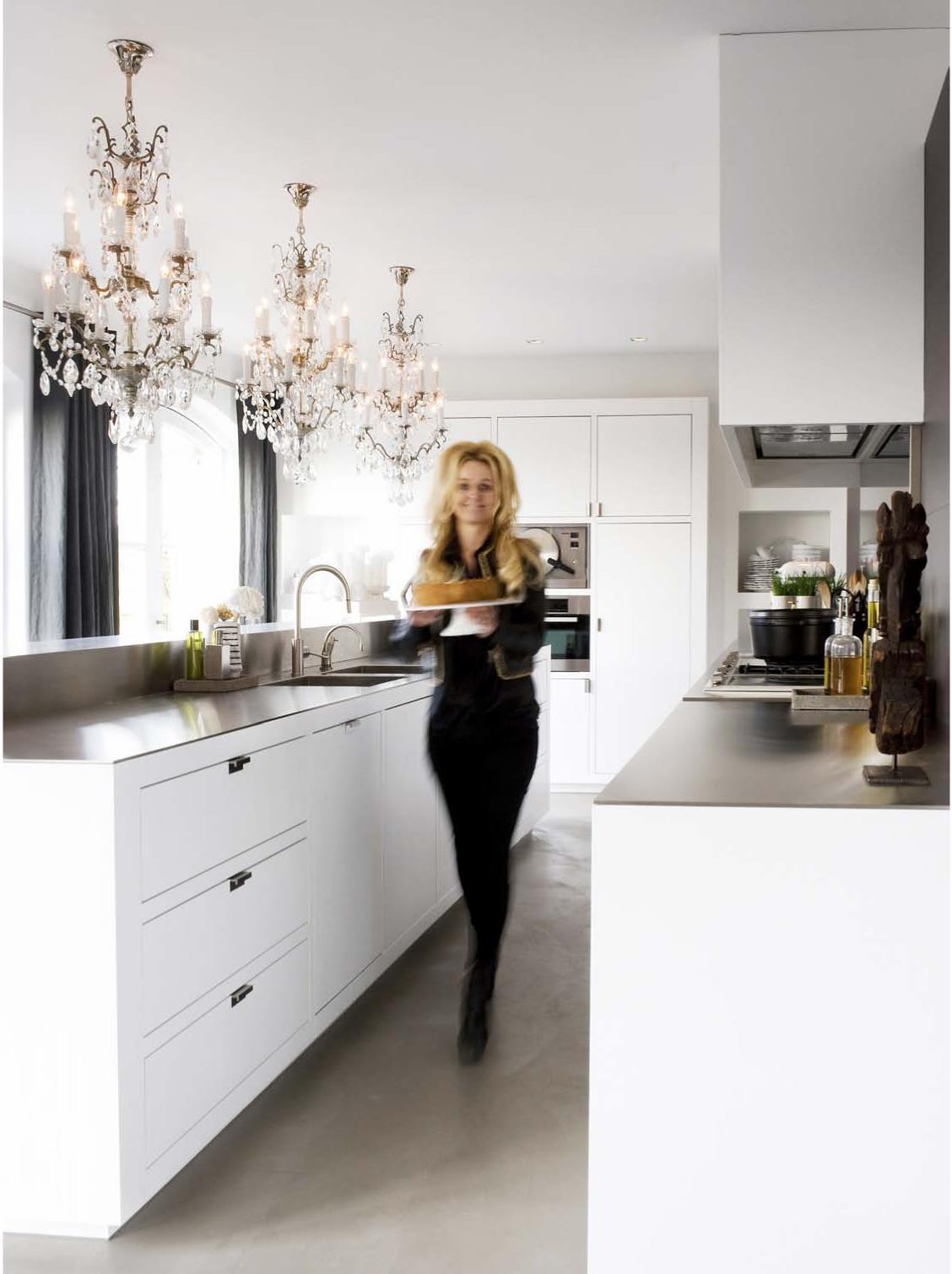 Keuken Uitbreiden Met Veranda : Keuken Piet Boon Stijl : Strakke moderne maatwerk keuken in Piet boon